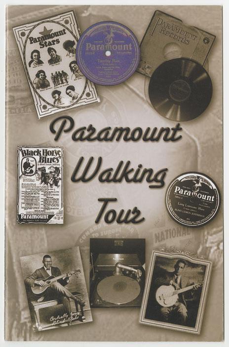 paramount walking tour